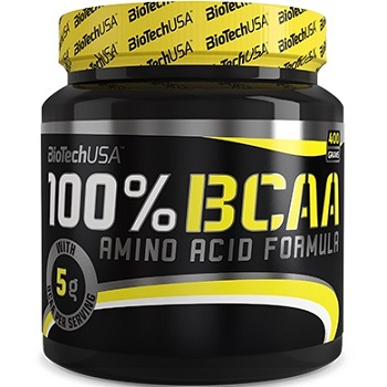 BIOTECH USA 100% BCAA - 400 g Image