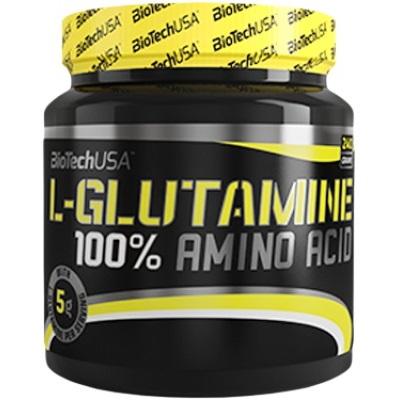 BIOTECH USA 100% L-GLUTAMINE - 240 g Image