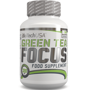 BIOTECH USA GREEN TEA FOCUS - 90 caps Image