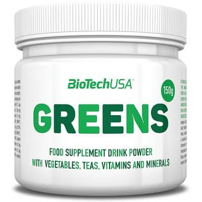 BIOTECH USA GREENS - 150 g Image