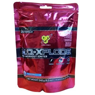 BSN NO XPLODE 3.0 - 12 servings Image
