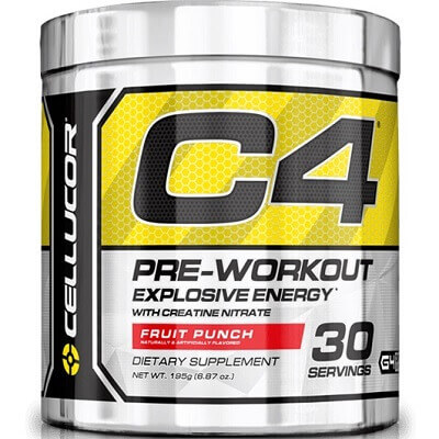 CELLUCOR C4 - 30 servings Image