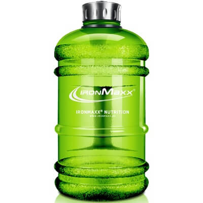 IRONMAXX WATER BOTTLE - 2200 ml - Green Image