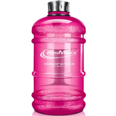 IRONMAXX WATER BOTTLE - 2200 ml - Pink Image