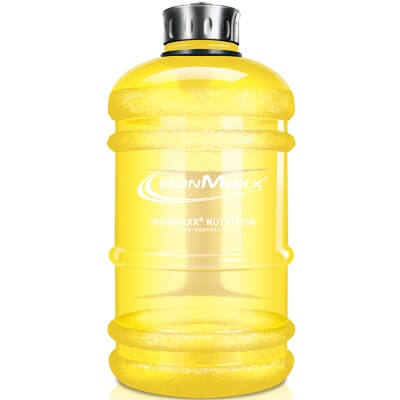 IRONMAXX WATER BOTTLE - 2200 ml - Yellow Image