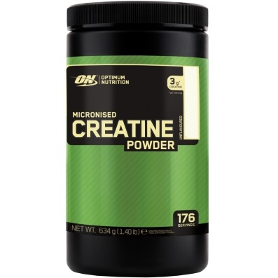 OPTIMUM NUTRITION MICRONIZED CREATINE POWDER - 634 g Image