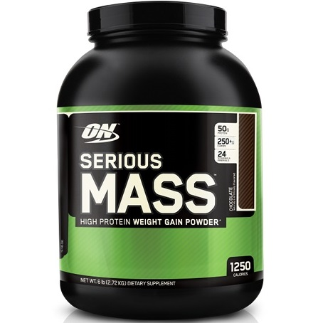 OPTIMUM NUTRITION SERIOUS MASS - 2730 g Image