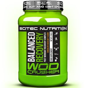 SCITEC WOD CRUSHER BALANCED RECOVERY - 2100 g Image