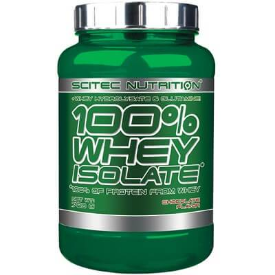 SCITEC NUTRITION 100% WHEY ISOLATE - 700 g Image