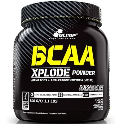 OLIMP BCAA XPLODE - 500 g Image