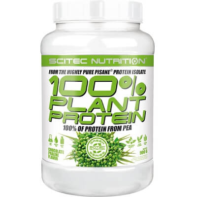 SCITEC NUTRITION 100% PLANT PROTEIN - 900 g Image