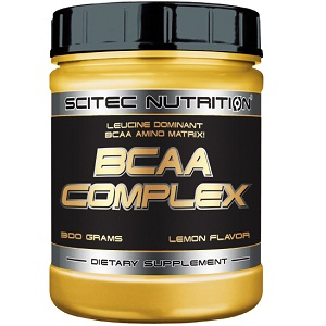 SCITEC NUTRITION BCAA COMPLEX - 300 g Image