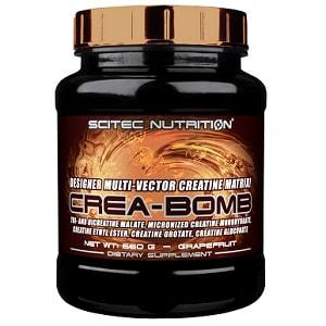 SCITEC NUTRITION CREA-BOMB - 110 servings Image