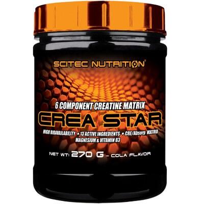 SCITEC NUTRITION CREA STAR - 30 servings Image