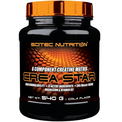 SCITEC NUTRITION CREA STAR - 60 servings Image