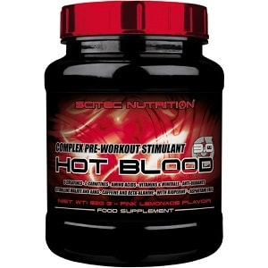 SCITEC NUTRITION HOT BLOOD 3.0 - 820 g Image