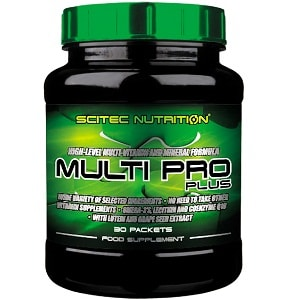SCITEC NUTRITION MULTI PRO PLUS - 30 packs Image