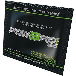 SCITEC NUTRITION POW3RD! 2.0 - 1 serving Image