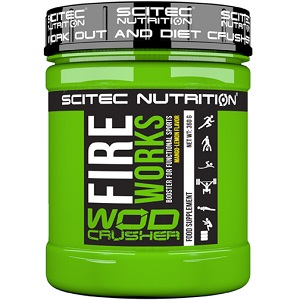 SCITEC WOD CRUSHER FIREWORKS - 360 g Image