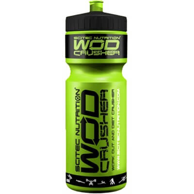 SCITEC WOD CRUSHER WATER BOTTLE - 750 ml Image