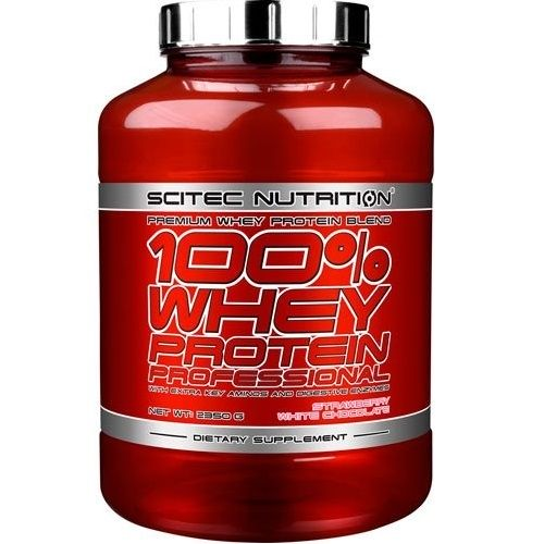 SCITEC NUTRITION 100% WHEY PROTEIN PROFESSIONAL - 2350 g Image