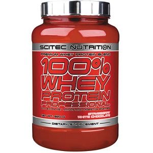 SCITEC NUTRITION 100% WHEY PROTEIN PROFESSIONAL - 920 g Image