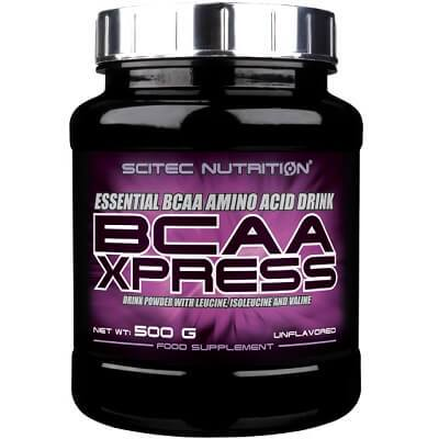 SCITEC NUTRITION BCAA XPRESS - 500 g unflavoured Image