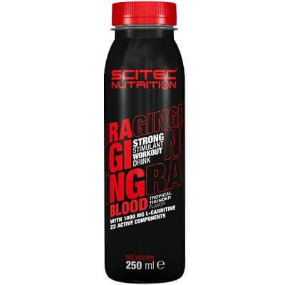 SCITEC NUTRITION RAGING BLOOD - STRONG - 250 ml tropical thunder Image