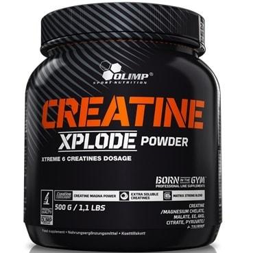 OLIMP CREATINE XPLODE - 500 g Image