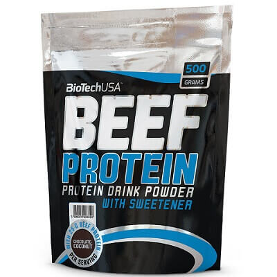 BIOTECH USA BEEF PROTEIN - 500 g Image