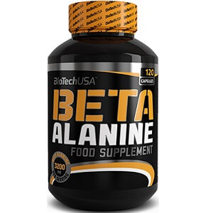 BIOTECH USA BETA ALANINE - 120 caps Image