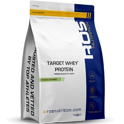 ROS NUTRITION TARGET WHEY PROTEIN - 1000 g Image